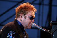 Fotografía Concierto Elton John