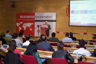 Fotografía evento Business Acceleration Madrid