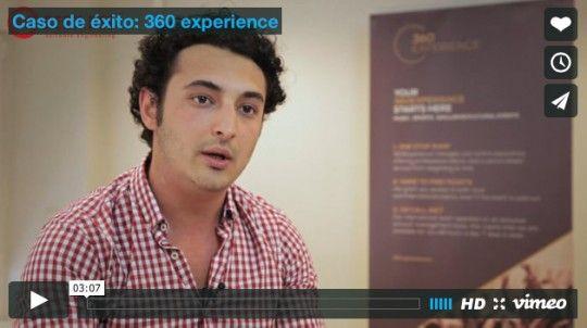 Caso de éxito: 360 experience