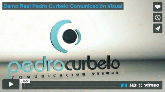 Demo Reel Pedro Curbelo