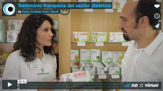 Testimonio franquicia del sector dietético