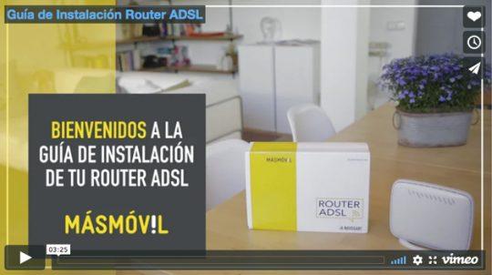 Guía de Instalación Router ADSL