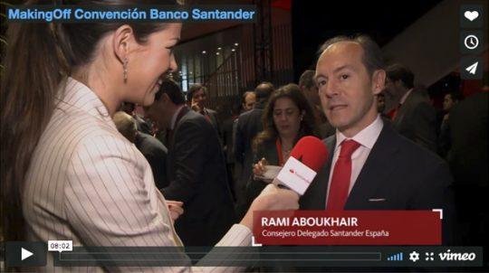 MakingOff Convención Banco Santander