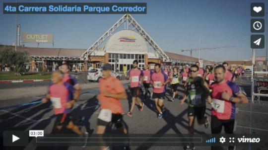 4ta Carrera Solidaria Parque Corredor