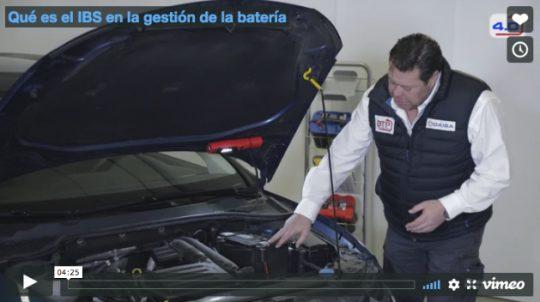 Qué es el IBS en la gestión de la batería