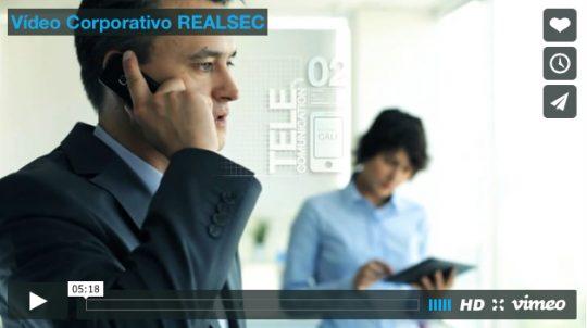 Vídeo Corporativo REALSEC