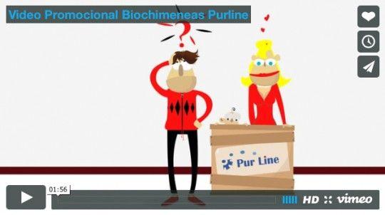Video Promocional Biochimeneas Purline