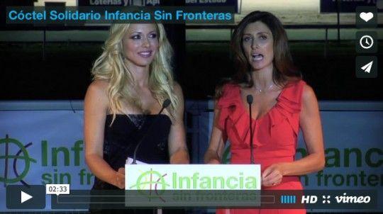 Cóctel Solidario Infancia Sin Fronteras
