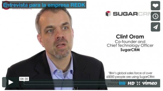 Entrevista para la empresa REDK