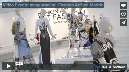 Vídeo Evento Inauguración