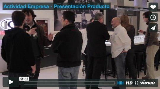 Actividad Empresa - Presentación Producto