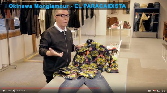 I Okinawa Monglamour - EL PARACAIDISTA