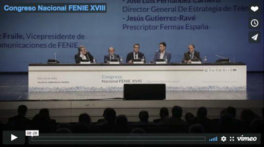 Congreso Nacional FENIE XVIII