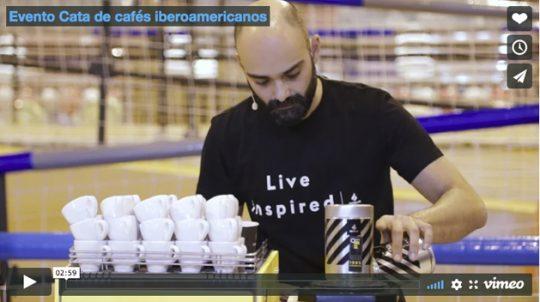 Evento Cata de cafés iberoamericanos