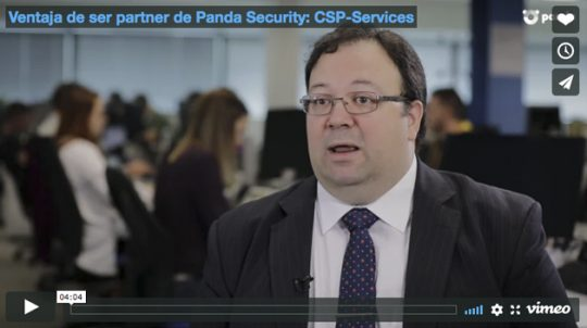Ventaja de ser partner de Panda Security: CSP-Services