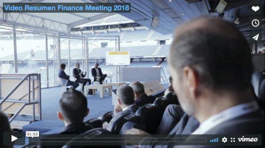 Video Resumen Finance Meeting 2018