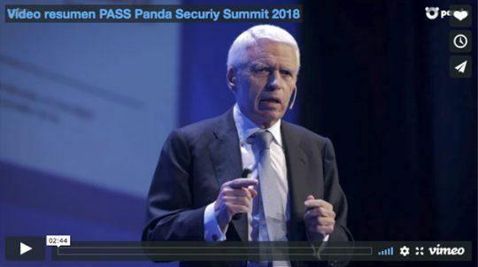 Vídeo resumen PASS Panda Securiy Summit 2018