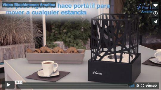 Vídeo Biochimenea Amaltea