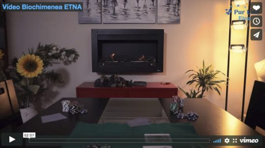 Vídeo Biochimenea ETNA