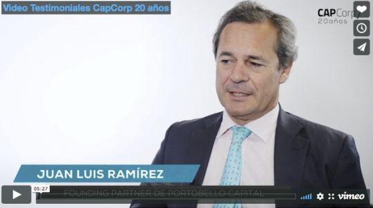 Video Testimoniales CapCorp 20 años