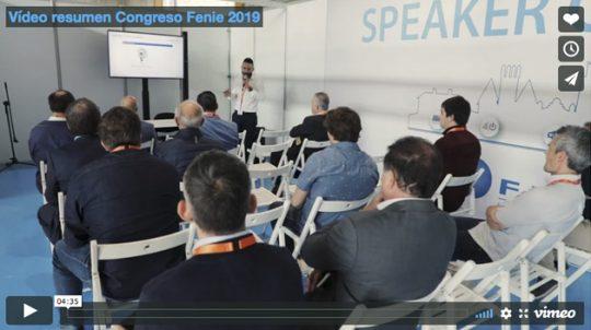 Vídeo resumen Congreso Fenie 2019