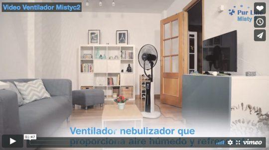 Video Ventilador Mistyc2
