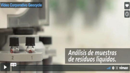 Vídeo Corporativo Geocycle