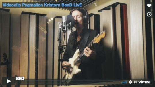 Videoclip Pygmalion Kristorn BanD LivE