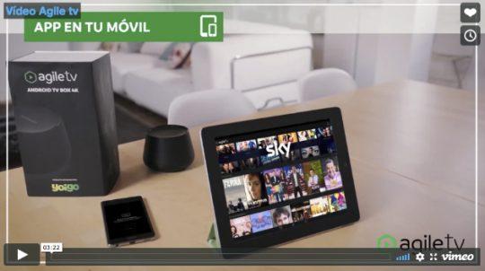 Vídeo Agile tv
