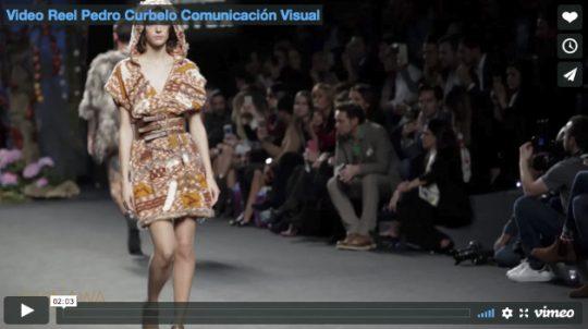Video Reel Pedro Curbelo Comunicación Visual